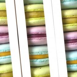 Французское пирожное Macarons ассорти 6 шт