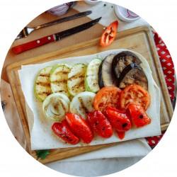 Овощи гриль