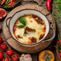 Аджасандал запечёный с домашним сыром