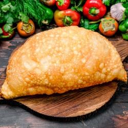 Чебурек с сыром от Джани