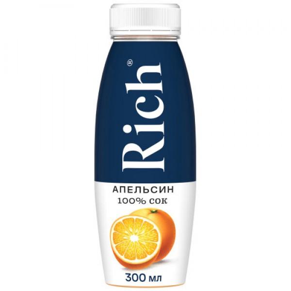 Рич Апельсин Сок 0,33л