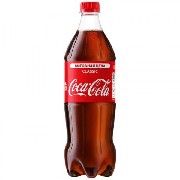 Кока-Кола 0,9л